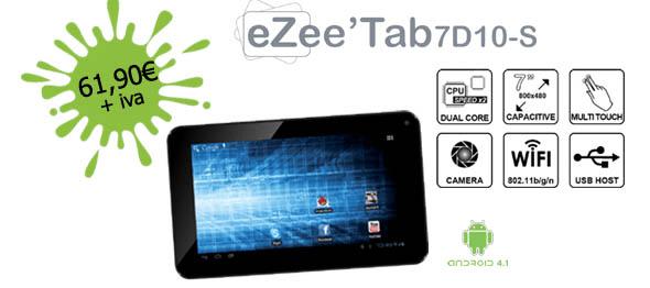 Storex eZeeTabD10-S