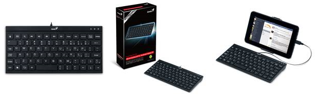 Genius LuxePad A110 y LuxePad A120