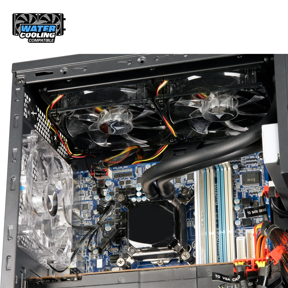 Sharkoon REX Water Cooling Edition