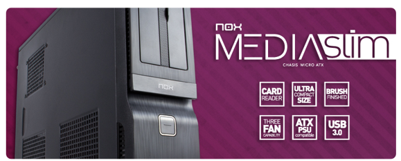 Nox Media Slim