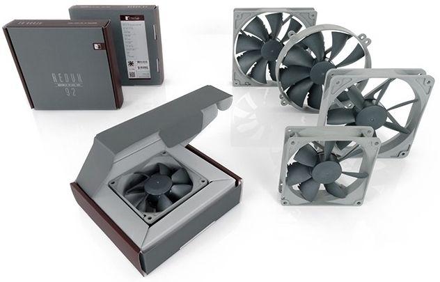 Review gama ventiladores NOCTUA Redux e IndustrialPPC 1