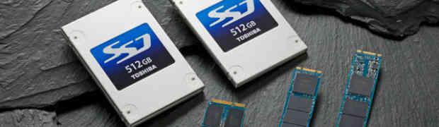 Toshiba anuncia sus nuevos SSD HG6