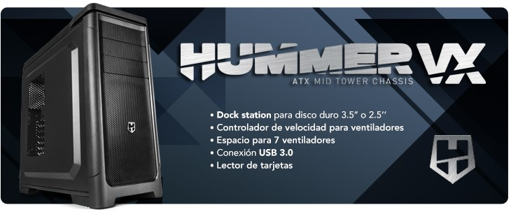 nox hummer vx