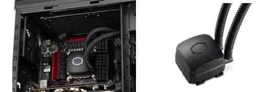 Nuevos sistemas de refrigeracion liquida Nepton 120XL y 240M de Cooler Master