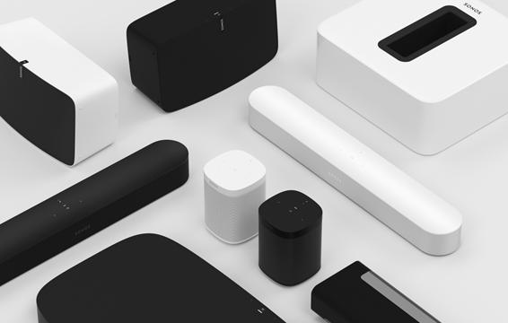 Sonos Beam: el altavoz inteligente más versátil del mundo para la tele y la música