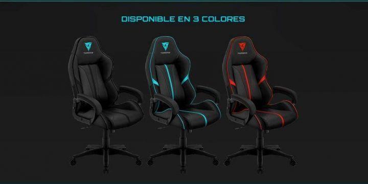 Domina la partida con la nueva silla de AIM