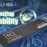 T-CREATE EXPERT PCIe SSD , ideal para Chiacoin