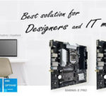 Biostar presenta sus nuevas placas base B560MX-E PRO y  B560MH-E