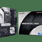 Biostar anuncia su placa base B560M-SILVER