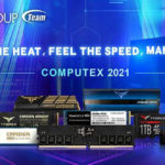 TeamGroup anuncia sus nuevas soluciones de almacenamiento en COMPUTEX 2021